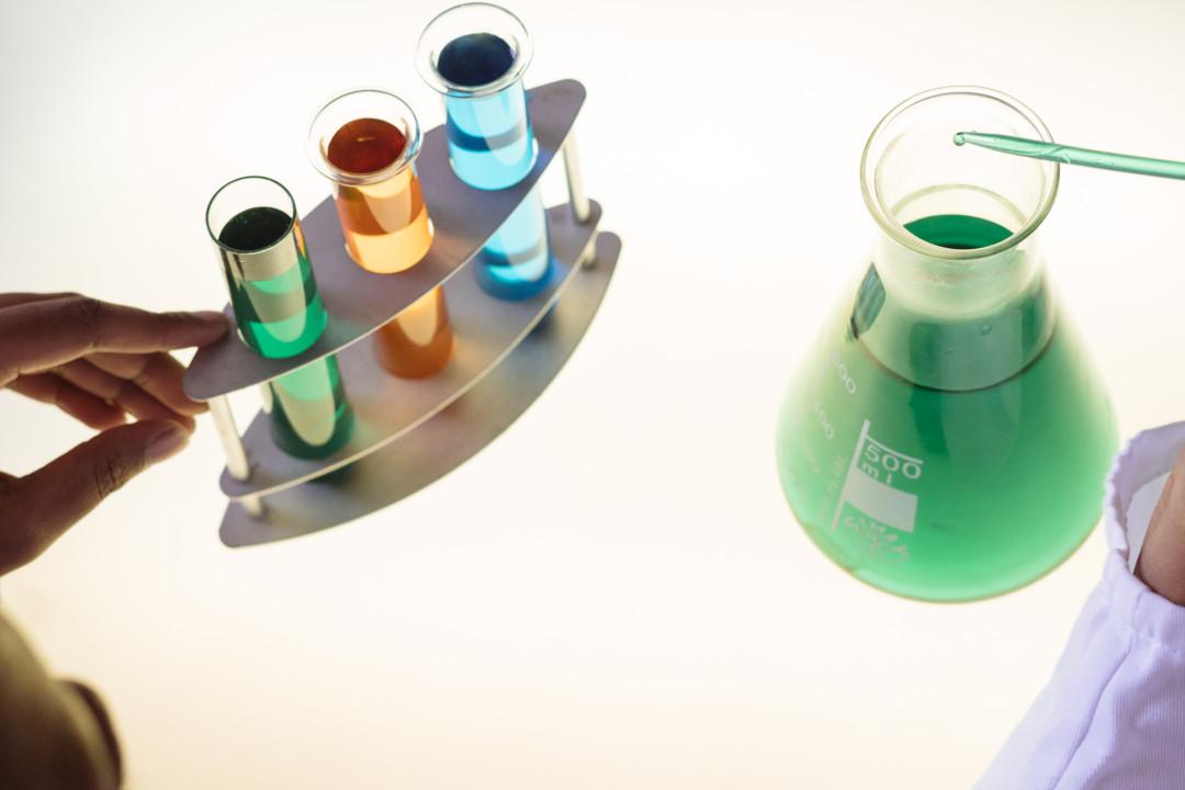 Recherche et développement de produits cosmétiques naturels chez Note d'Arôme